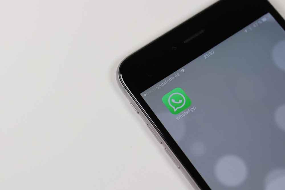 Le réseau social WhatsApp