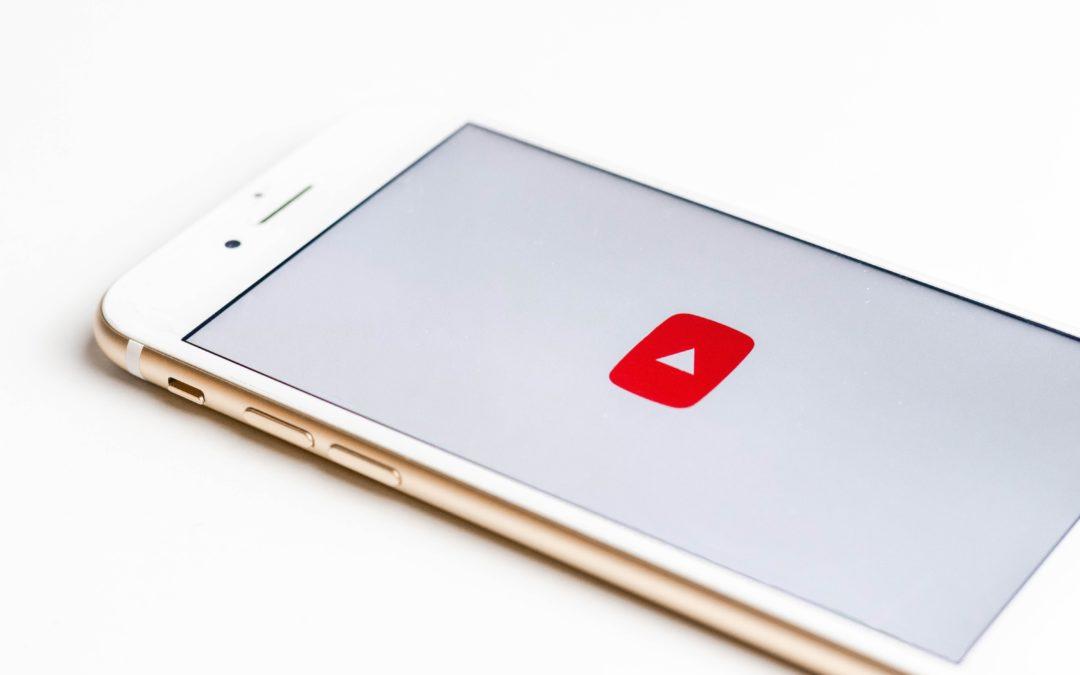 Officiel: YouTube n'accepte plus les pixels de tiers